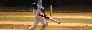 shot, batsman, cricket